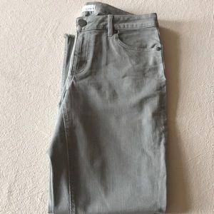 LOFT cropped jeans